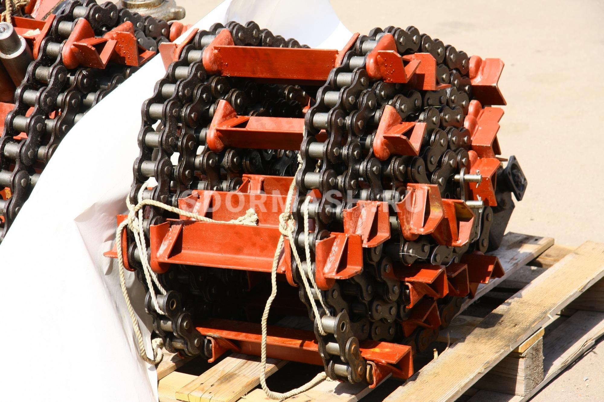 Транспортер на эд 405 устройство спирального транспортера